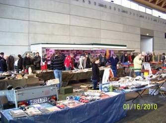 1. Rostocker Oldtimer & Teilemarkt